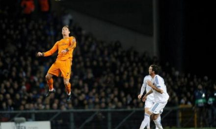 SPORT PLAYER CAN JUMP HIGHER THAN BEFORE