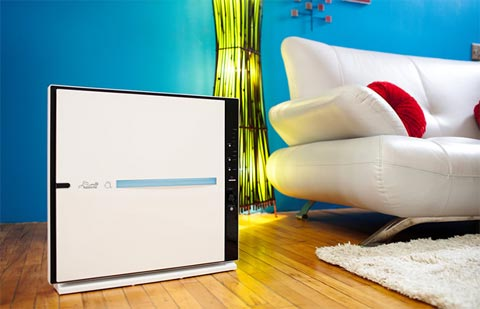 Install the air purifier to breathe without any hassles