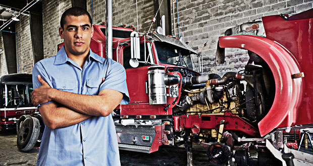 Make it easy to repair your truck from the best service provider