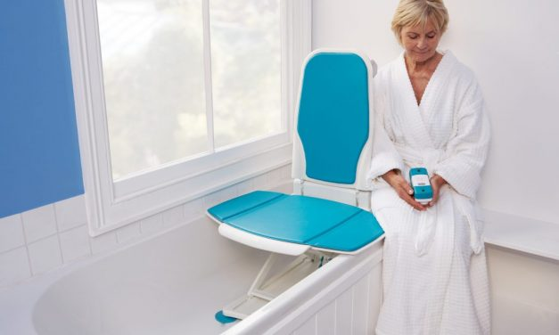 Making Bathroom Safe for People with Limited Mobility