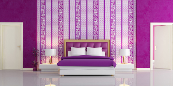 Get the best quality wall paper to give your home a new feel