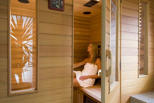 sauna kits uk