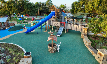Ideas to create a children's playground for your children