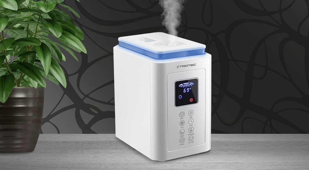Getting to Know the Ultrasonic Humidifier