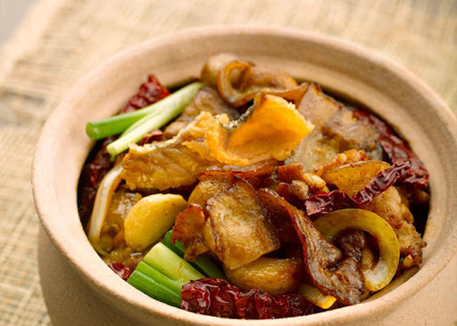 Confinement Food Chinese