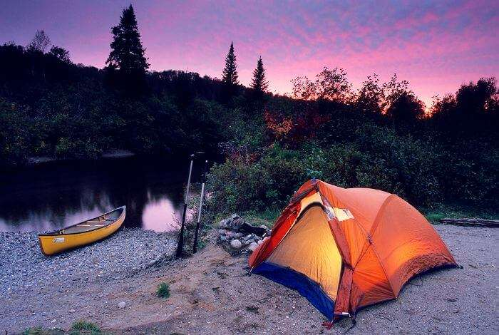 Learning the Best Known Basics of Camping