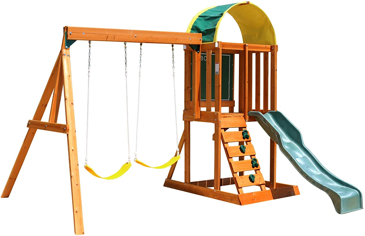 Purchasing the Best Quality Kids Wooden Swing Set