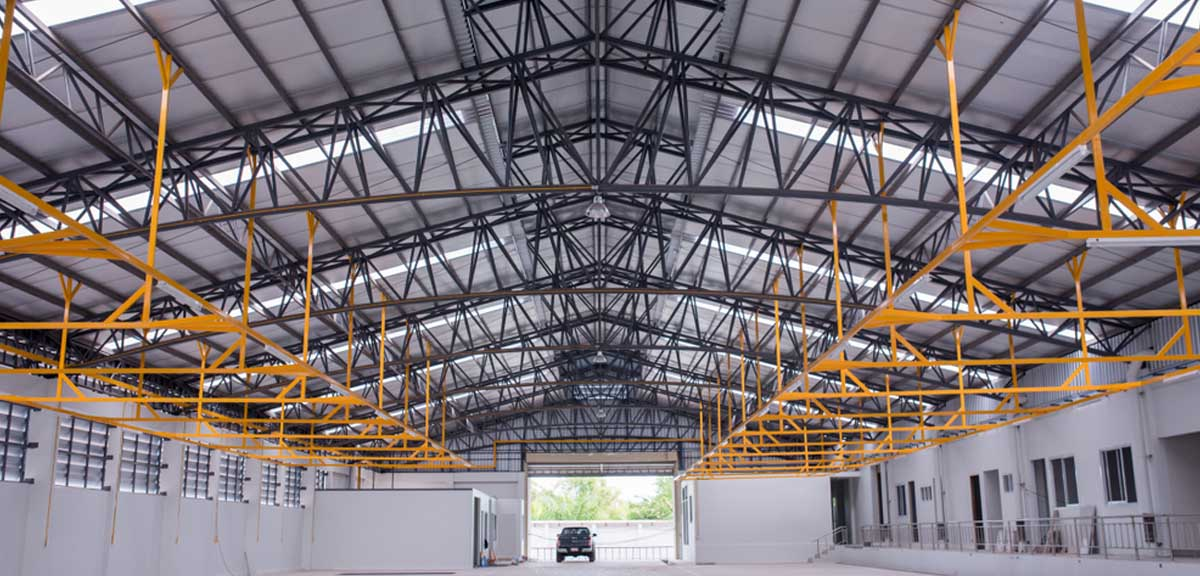 The Great Importance of Industrial Steel Sheds
