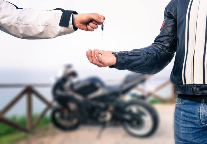 Steps to follow during your two-wheeler purchase