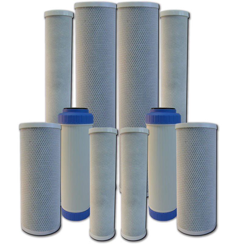 Use the best water filter to purifying the water