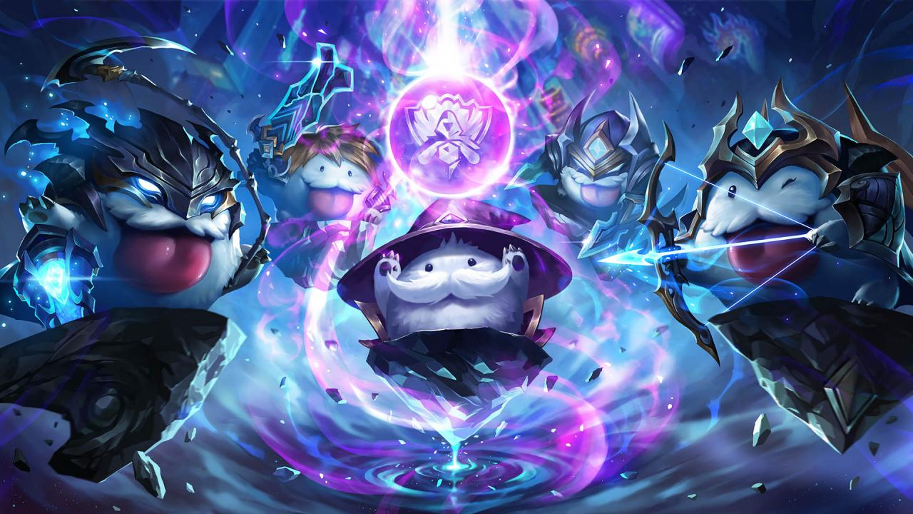 Game Playing in League of Legends