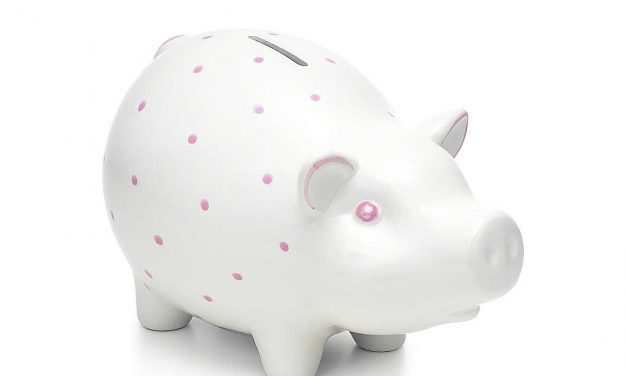 Personalized Piggy Banks for Engraved Baby Gifts