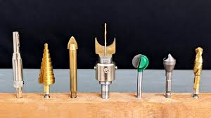The credits of using drill bits