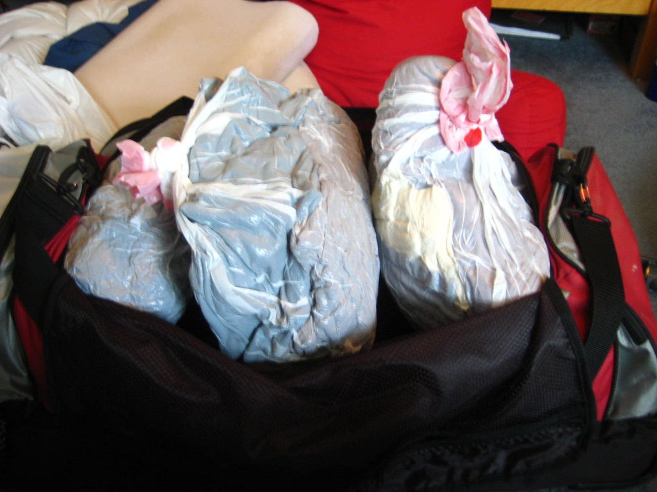 Using Vacuum Storage Bags