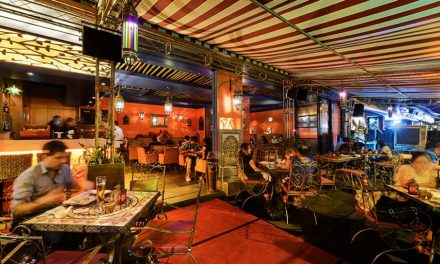 Night Life In Hong Kong Is More Happening At Shisha Causeway Bay